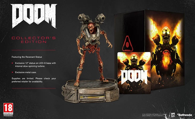 nuovo doom collector 1