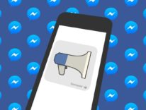 pubblicita su Facebook Messenger