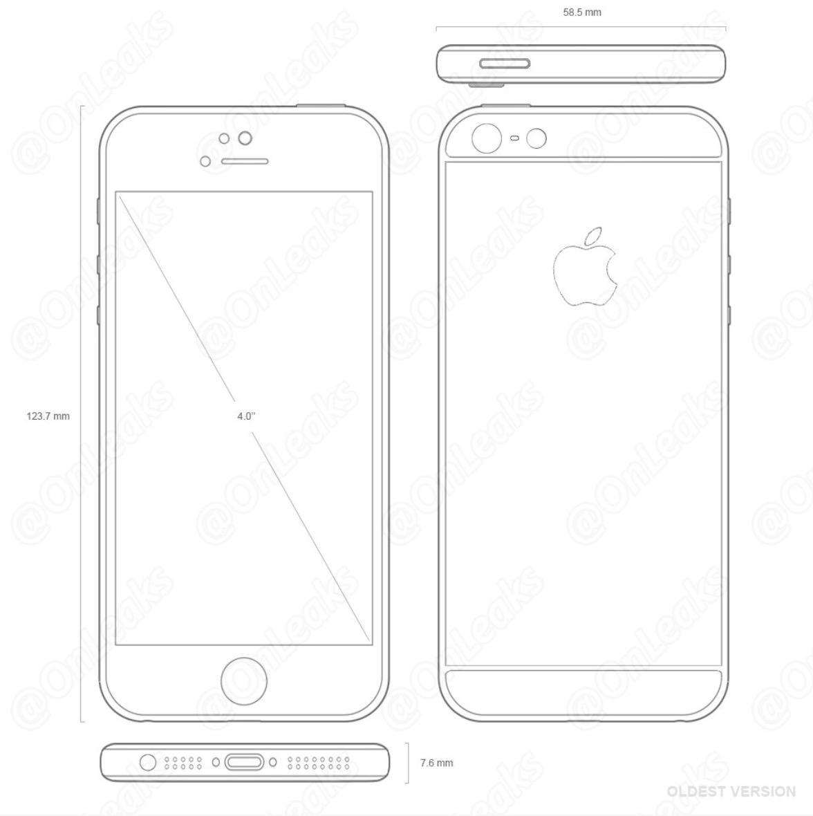 Schemi Elettrici Iphone : Iphone se dagli schemi assomiglia ad macitynet