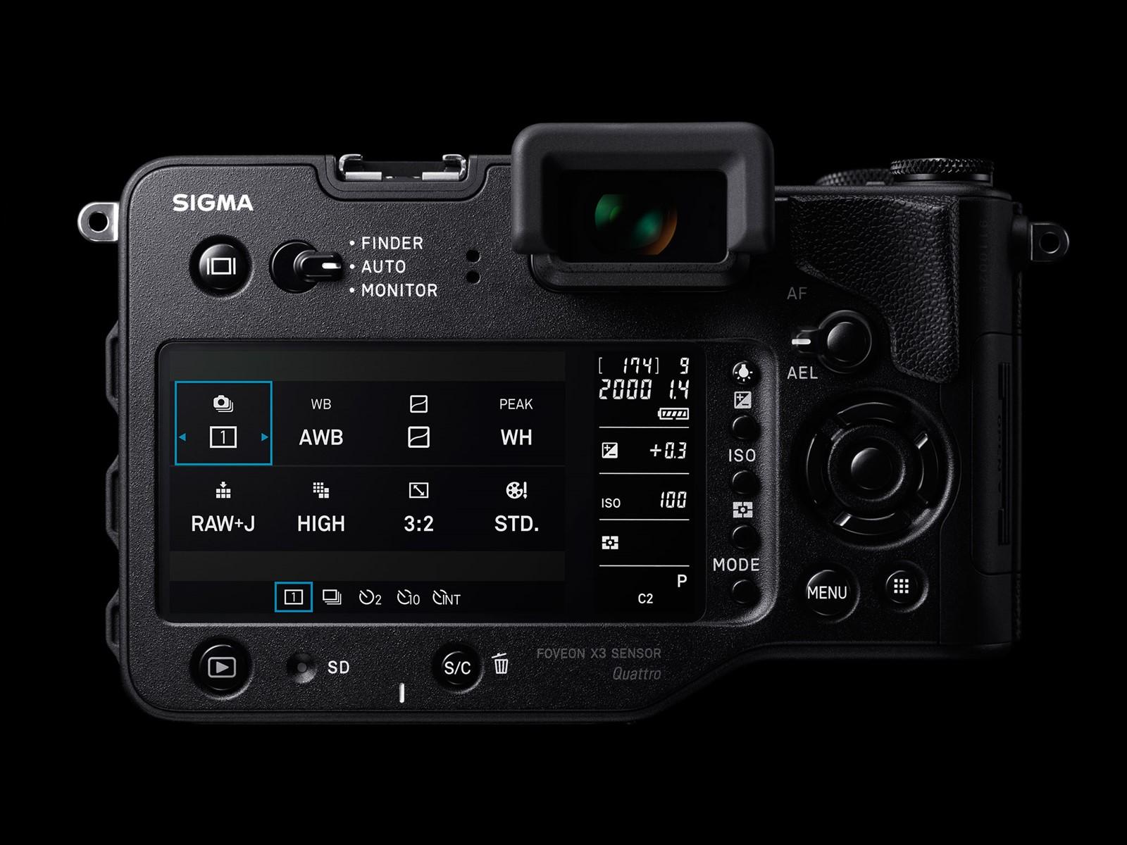 Sigma SD Quattro e SD Quattro H, ecco le nuove mirrorless ...