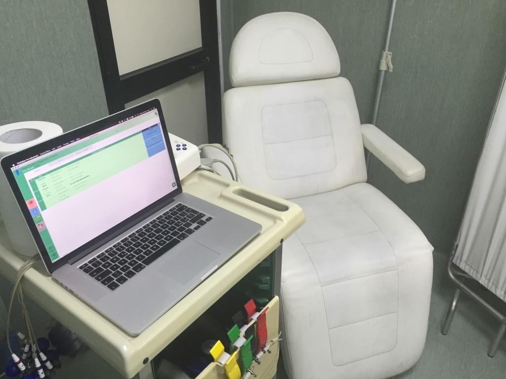 software studio medico 1