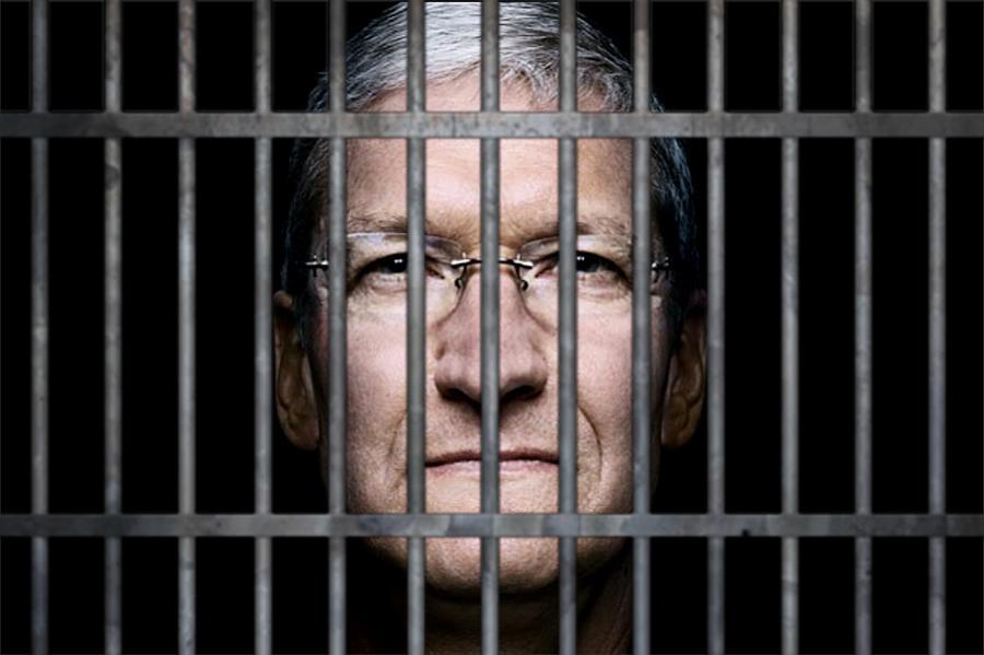 tim cook prigione