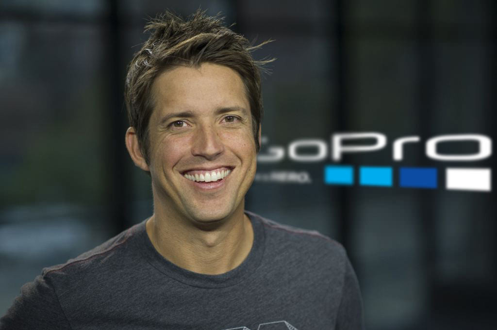 Nick Woodman: CEO di GOPro
