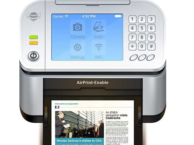 how to get ipad to print to wireless printer