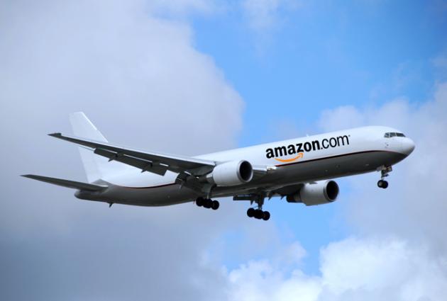 Amazon boeing