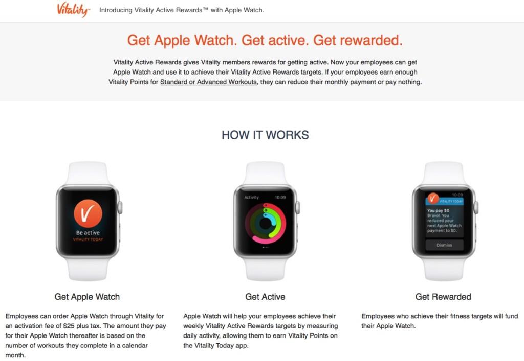 Apple Watch costa 25 dollari