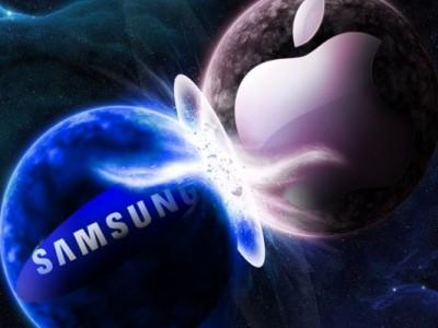 Apple contro Samsung icon