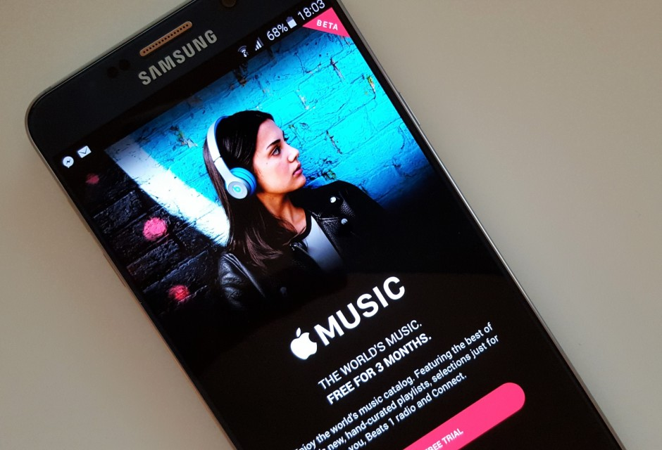 Apple Music per Android