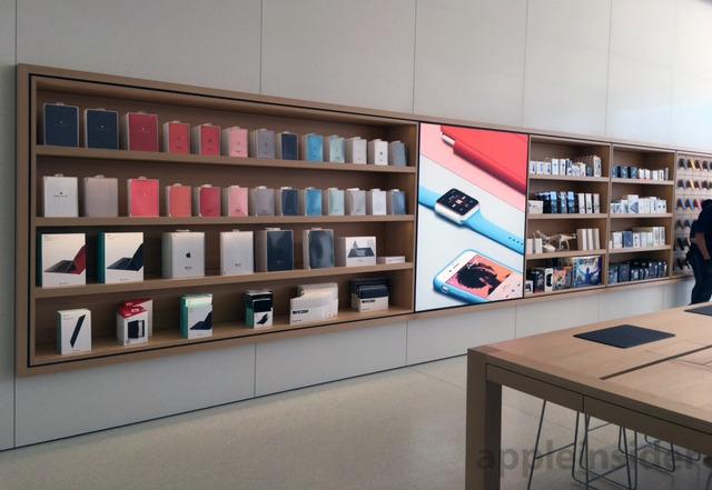 Apple store di nuova generazione 1