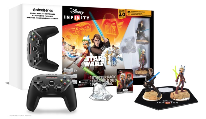 Disney Infinity Apple TV