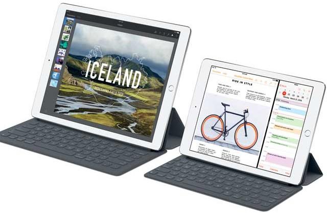 Famiglia iPad Pro