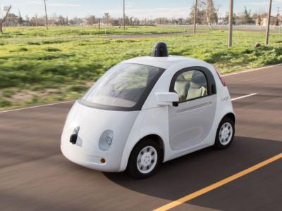 Google Car incidente