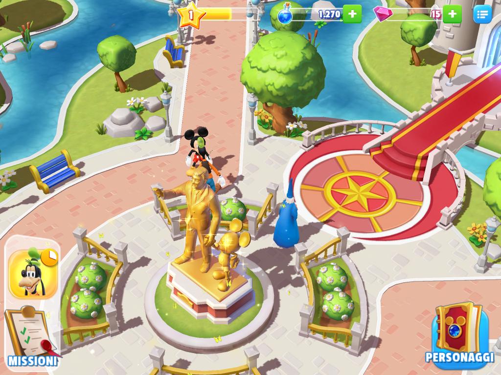 Disney Magic Kindgom