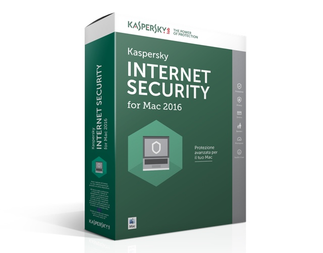Kaspersky Internet Security for Mac icon 640