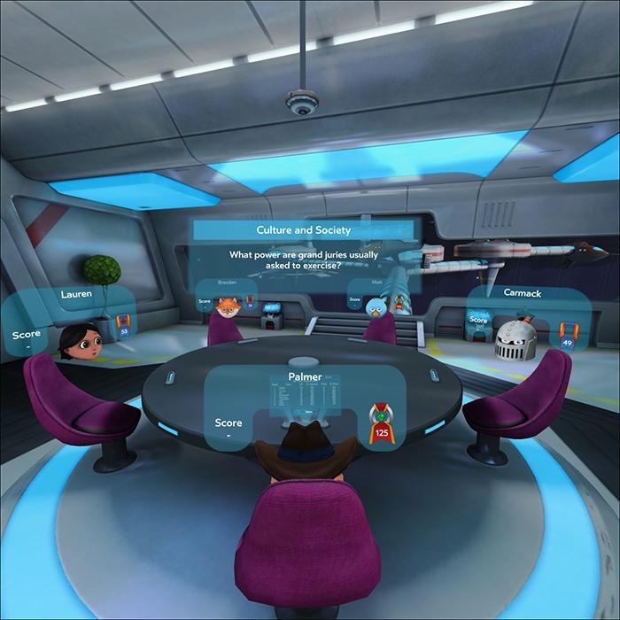 Oculus Social 1