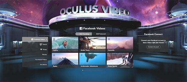 Oculus Social 3