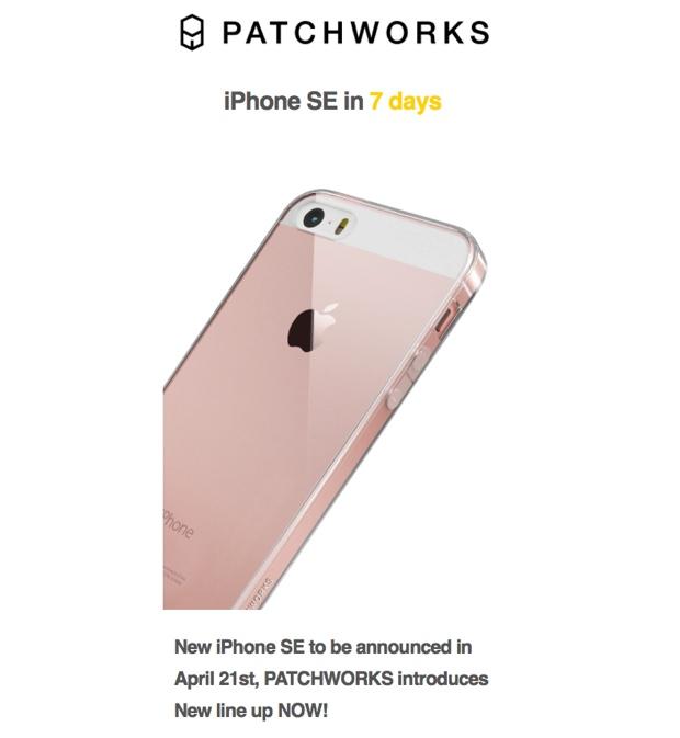 Patchworks iPhone se 6 ok