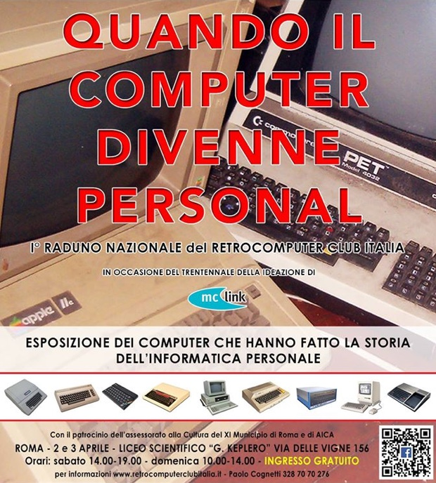 Retrocomputer Club Italia 1