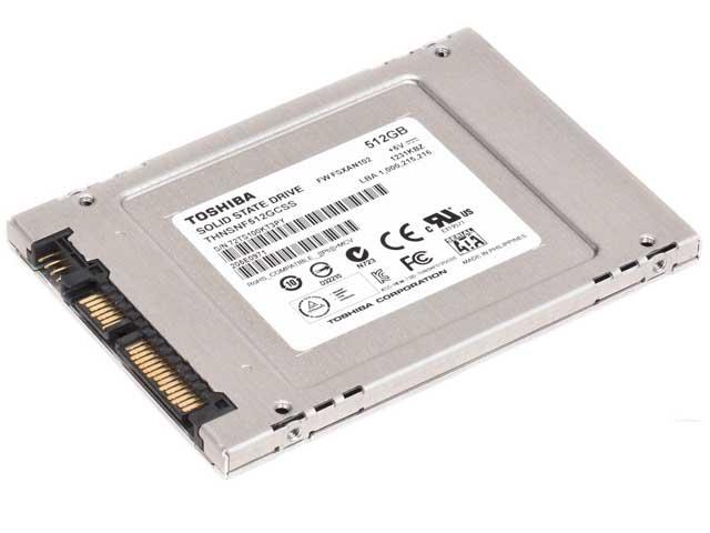 SSD da 88TB con la tecnologia Quadruple Level Cell di Toshiba
