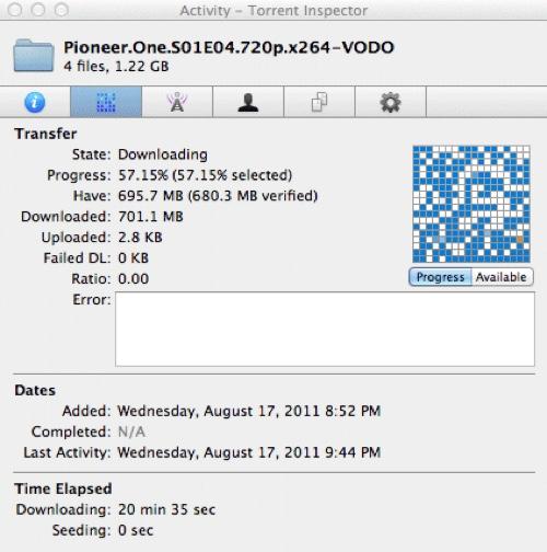Transmission Mac 2