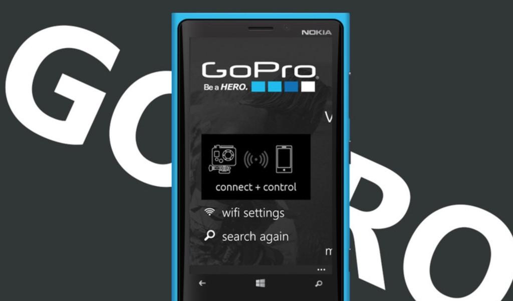 gopro Windows phone