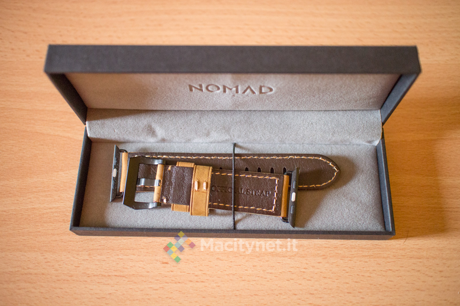 Recensione Nomad Strap