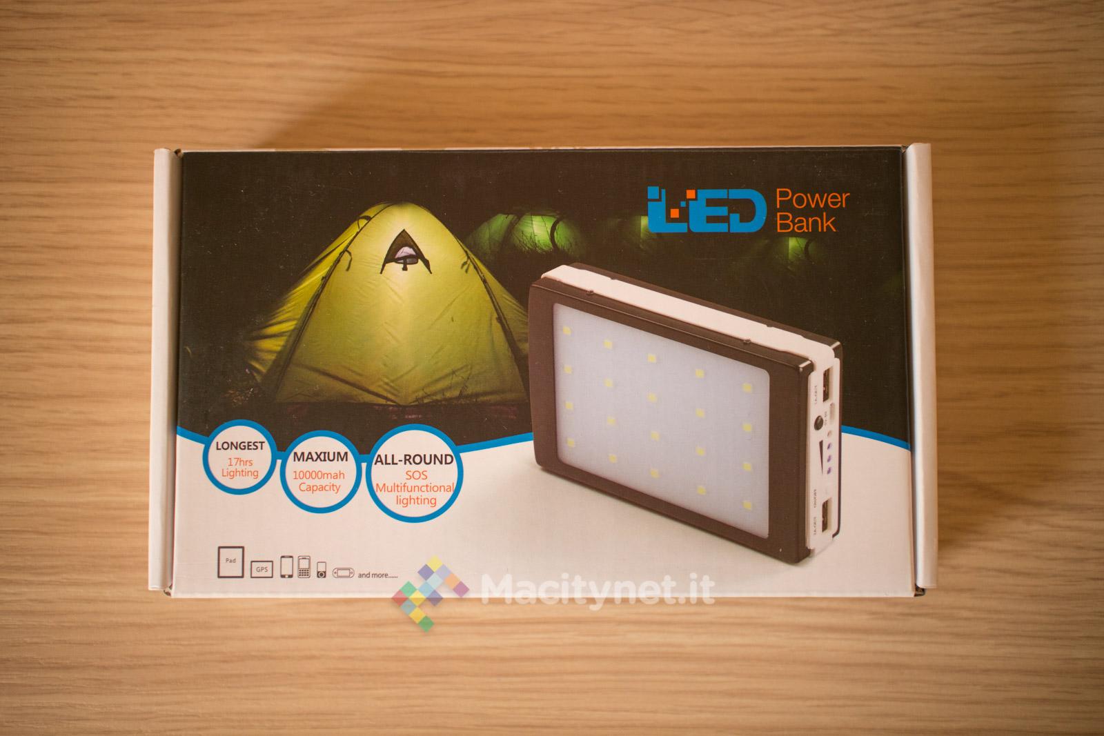 batteria-LED