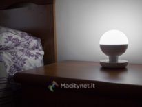 Recensione Annt S102, lampada LED da comodino con batteria che fa anche da lanterna