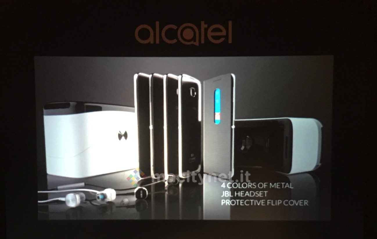 alcatel cover vr la realtà virtuale