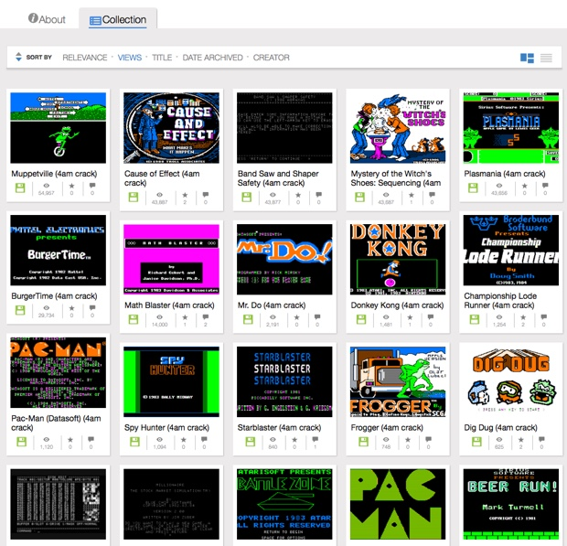 apple II internet archive