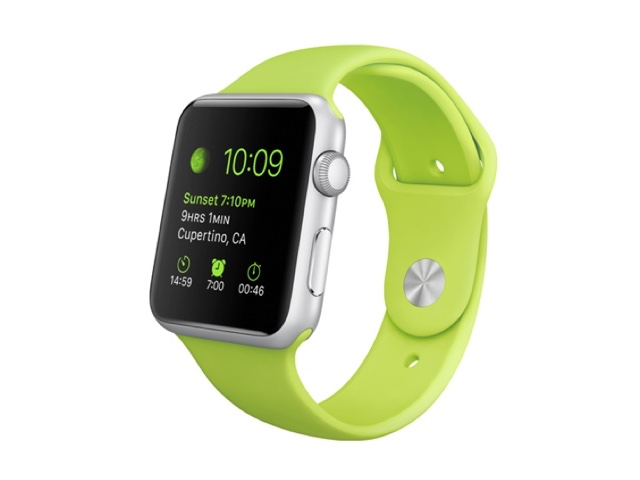 apple watch sport costa 25 dollari 640
