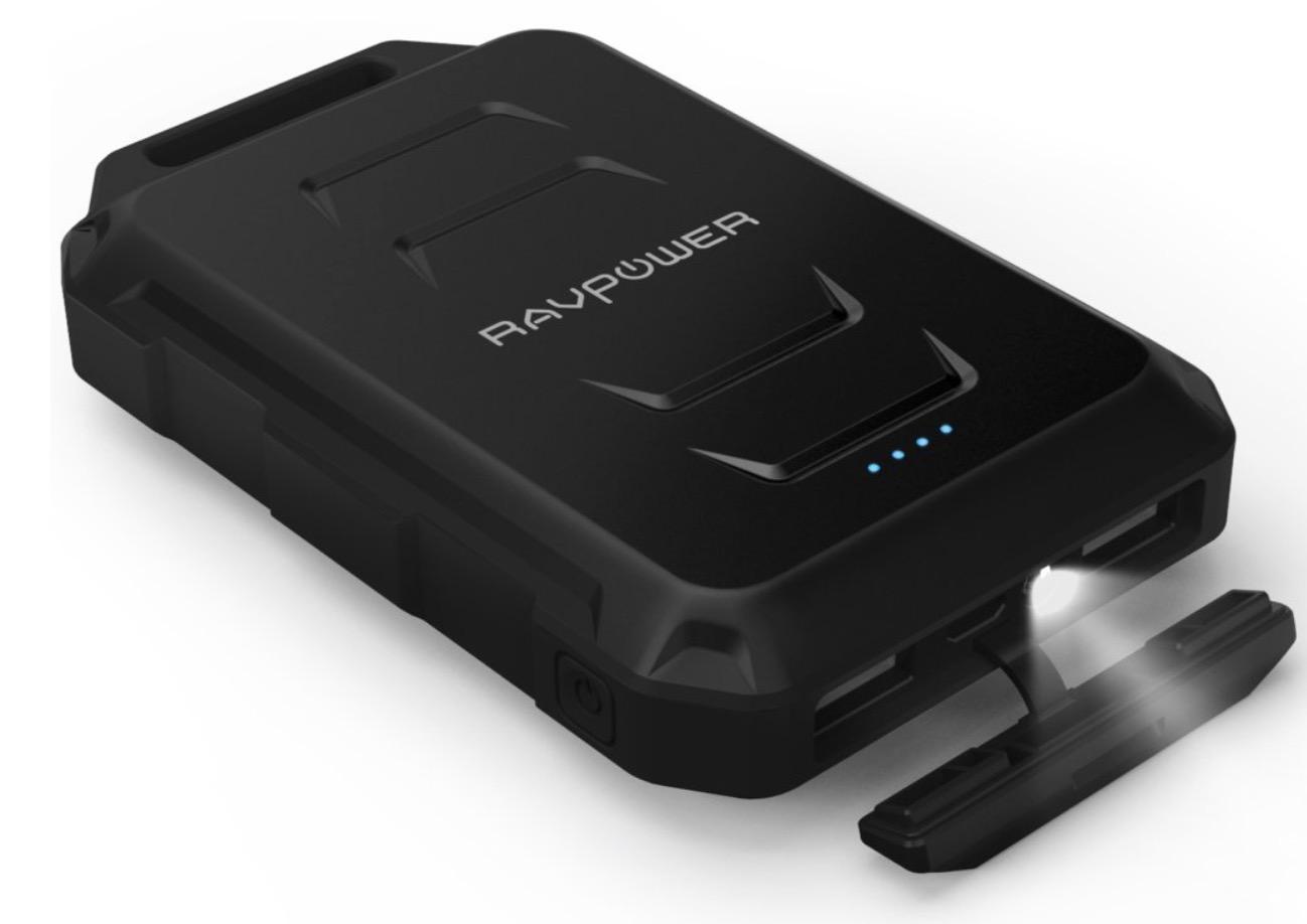 batteria impermeabile 2