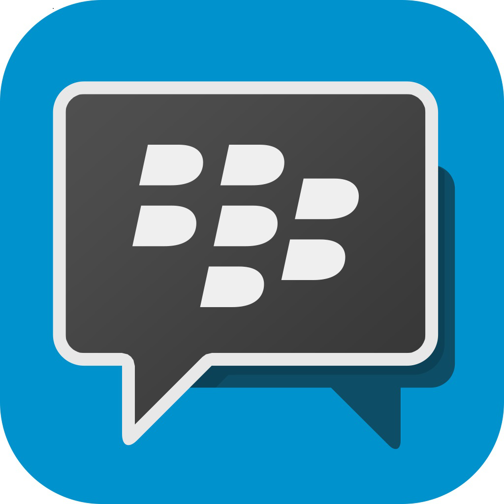 blackberry messenger BBM icon1024