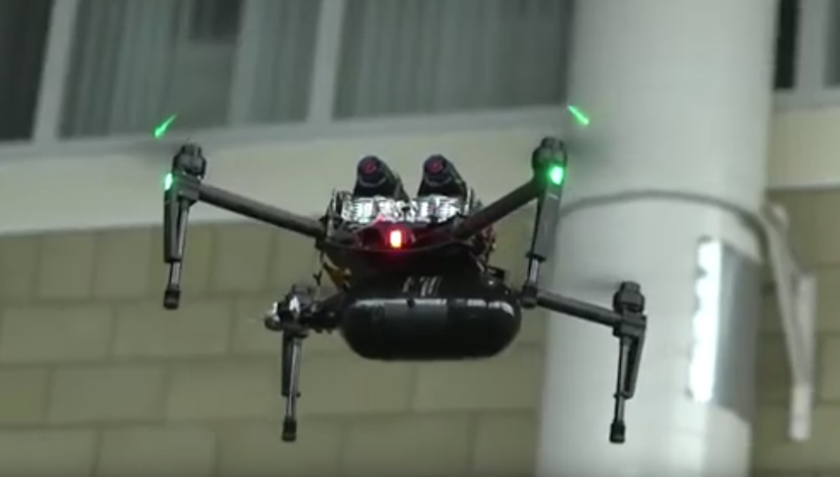 celle a combustibile drone intelligent energy 1200