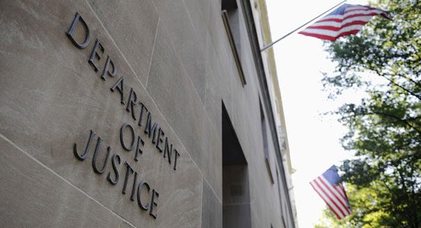diparimento giustizia usa