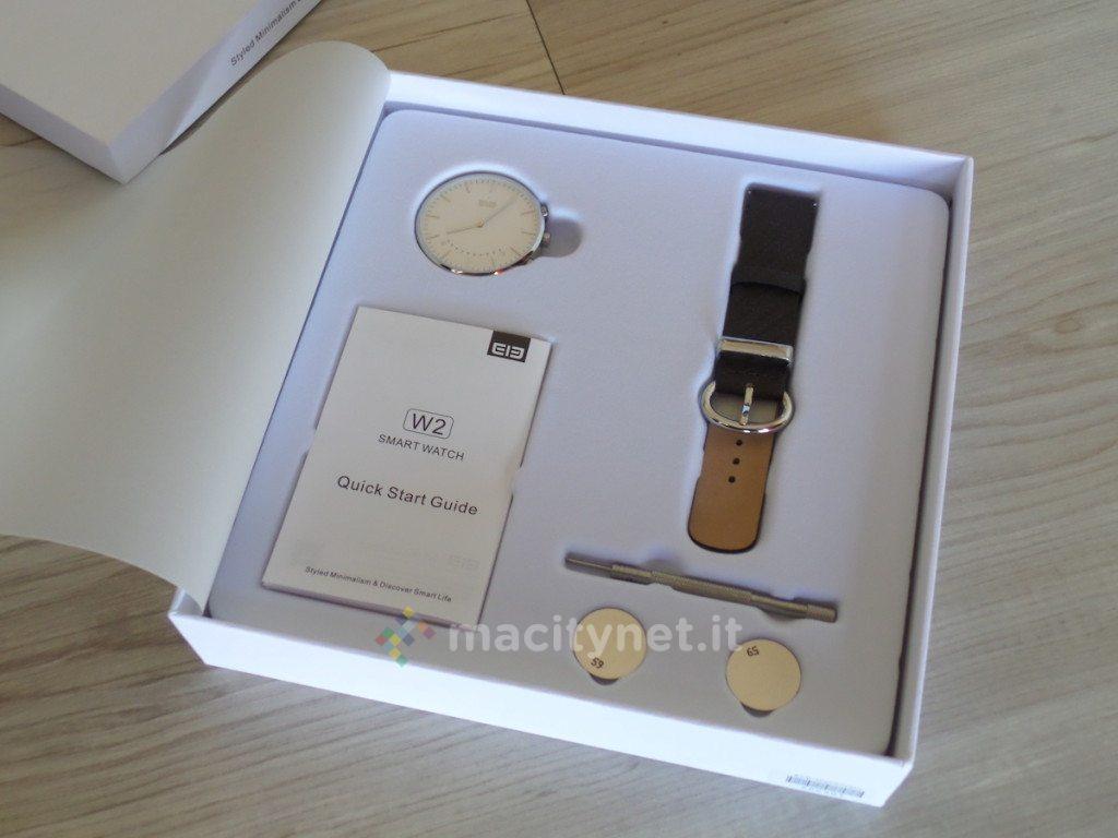 Elephone W2