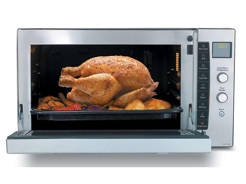 Panasonic presenta il primo forno ad induzione da piano - Forno tradizionale microonde ...