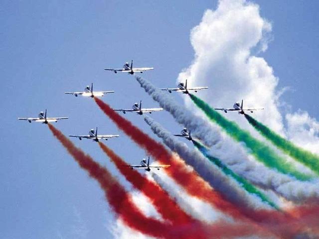 frecce tricolori 640