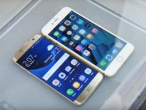 I Galaxy S7 sono impermeabili ma non troppo, il più solido è iPhone 6s