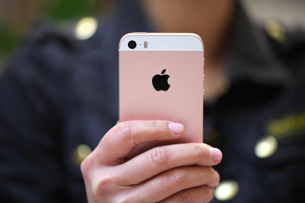 batteria iPhone SE