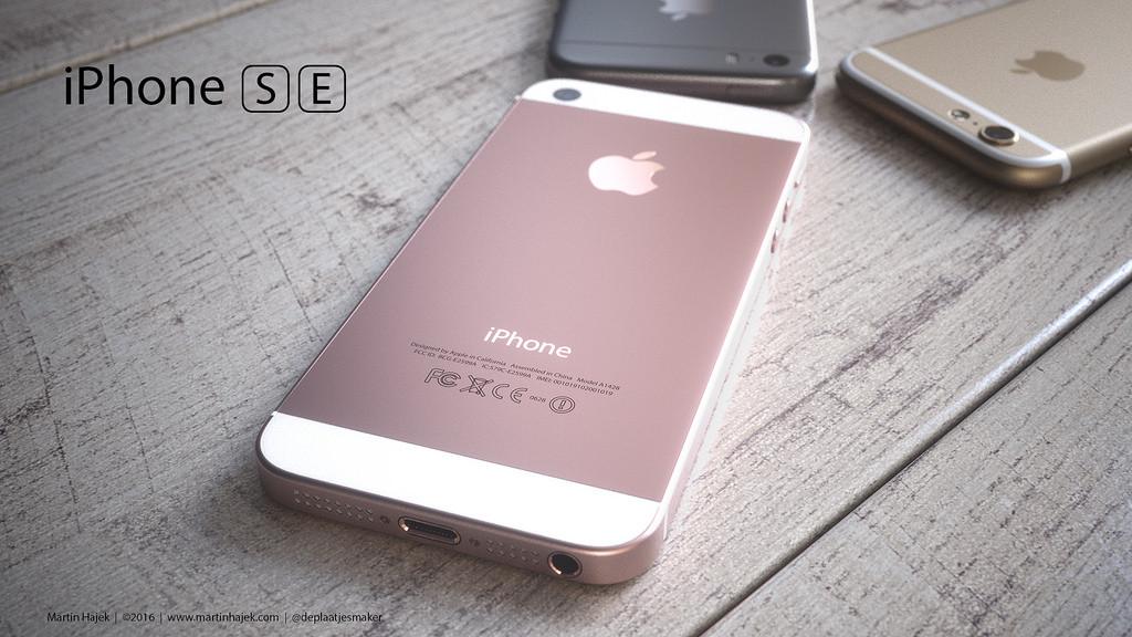 primi ordini di iPhone SE