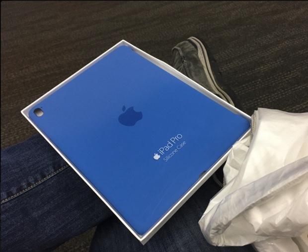 iPhone SE e iPad Pro 9,7 cover