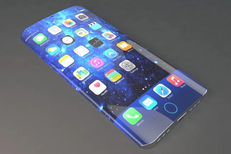 iPhone con Amoled