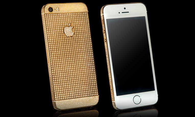 iphone SE elite goldgenie 700