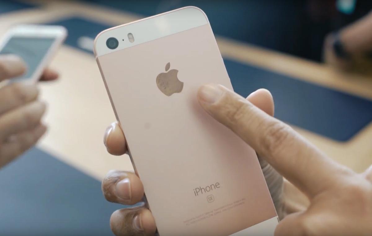 iphone SE icon 1200
