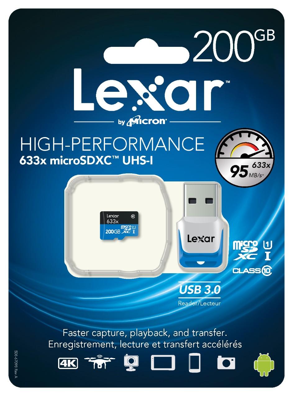 lexar 200 gb microsd 2