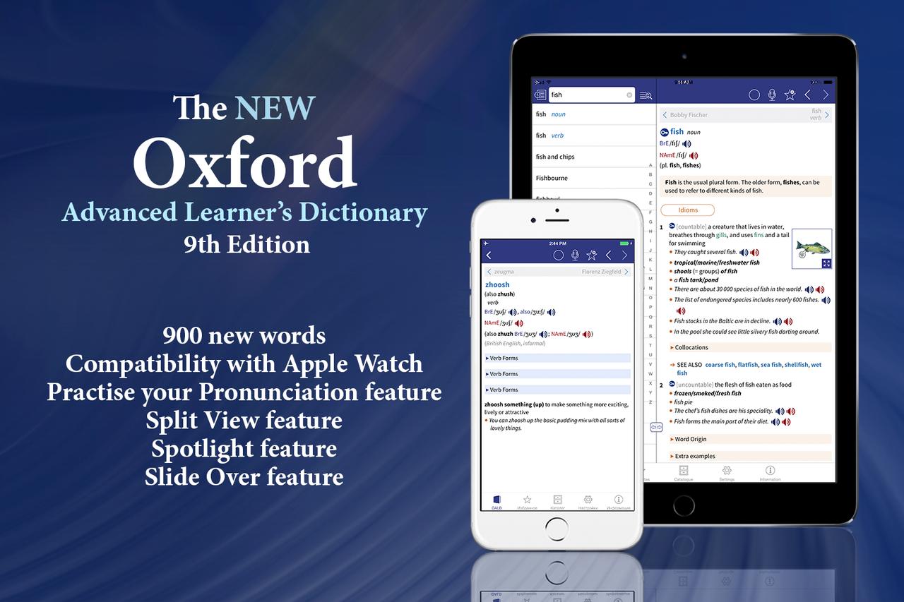 Oxford per iOS