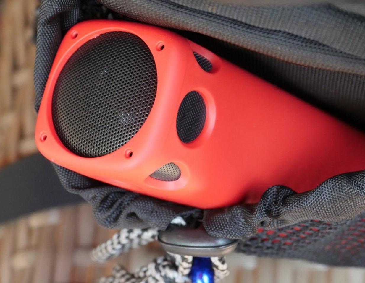 speaker batteria