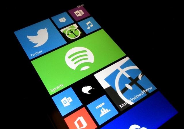 spotify windows phone 640