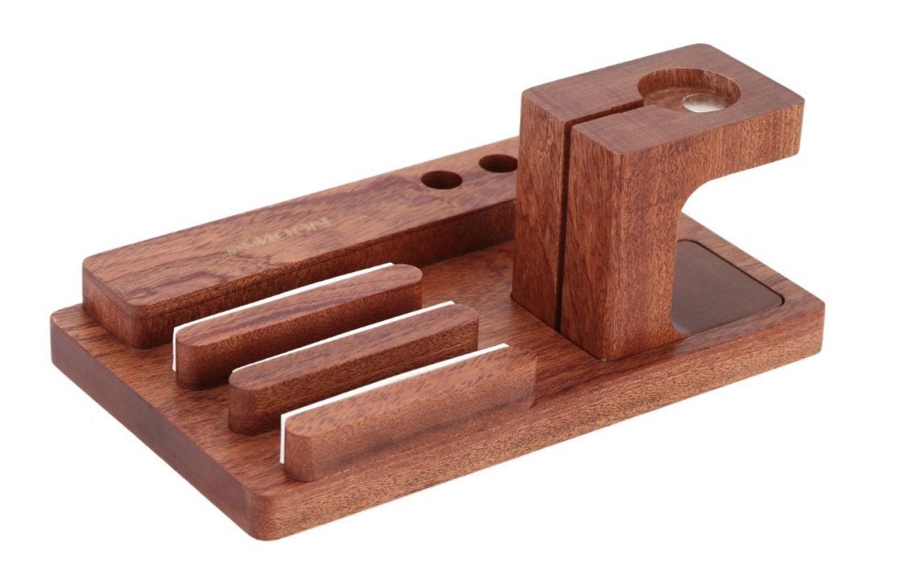 supporto kkmoon in legno 1